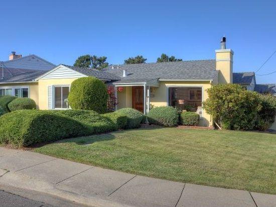 1704 Louvaine Dr, Daly City, CA 94015