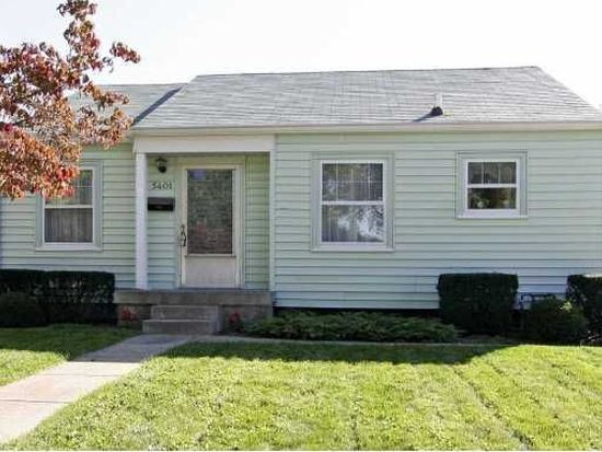 5401 E 20th Pl, Indianapolis, IN 46218