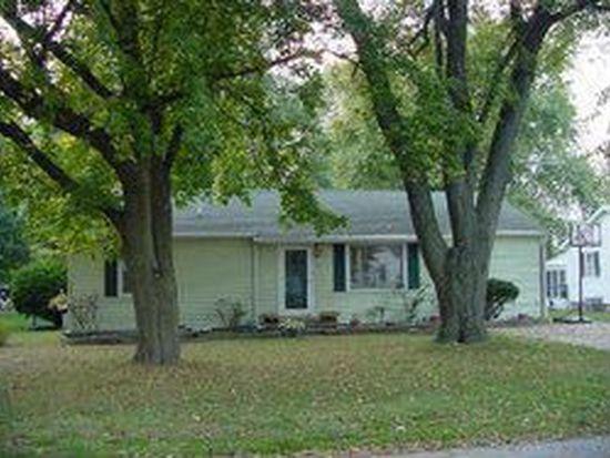 136 S Tresslar Ave, Bargersville, IN 46106