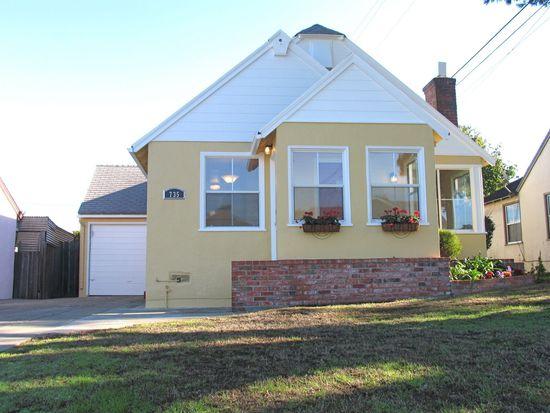 735 W Orange Ave, South San Francisco, CA 94080