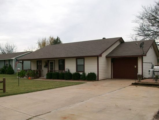 407 N Missouri St, Elmore City, OK 73433