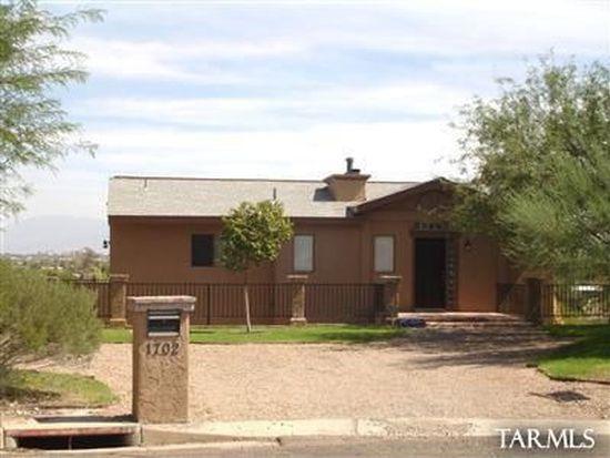 1702 N Wagon Wheels Pl, Tucson, AZ 85745