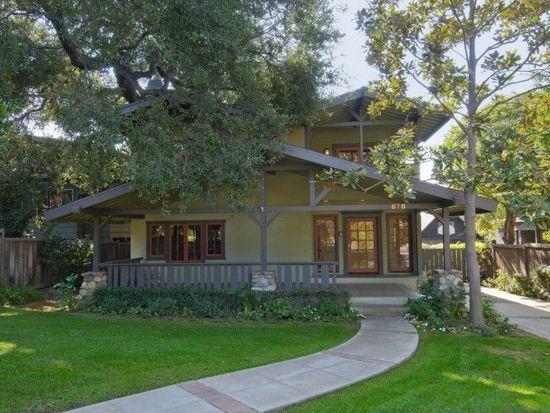 678 W California Blvd, Pasadena, CA 91105