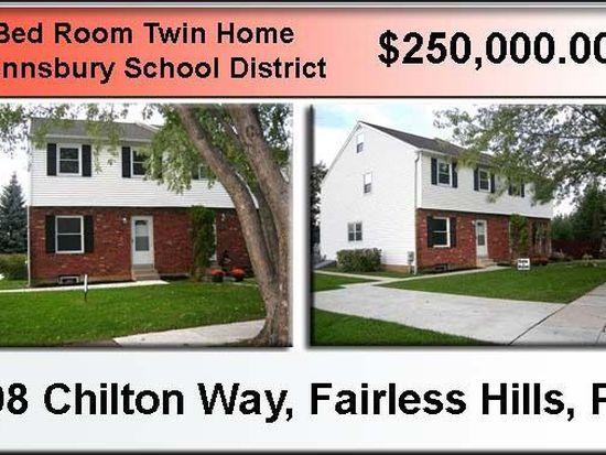 208 Chilton Way, Fairless Hills, PA 19030