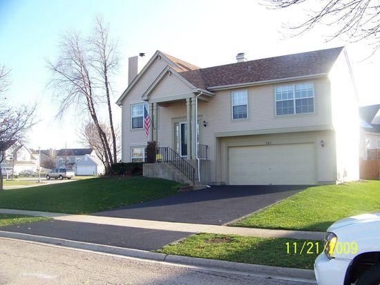 341 Basswood Ct, Bartlett, IL 60103
