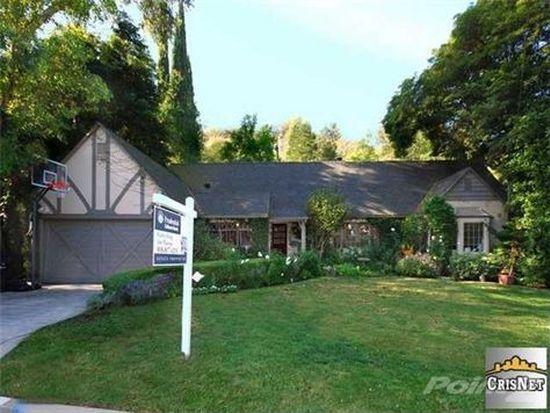 3827 Dixie Canyon Ave, Sherman Oaks, CA 91423