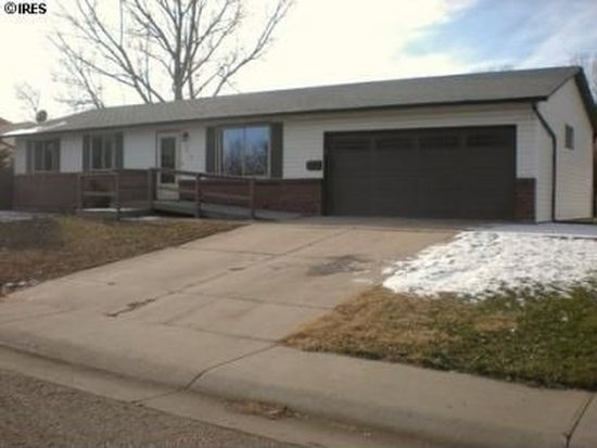 1615 33rd Ave, Greeley, CO 80634