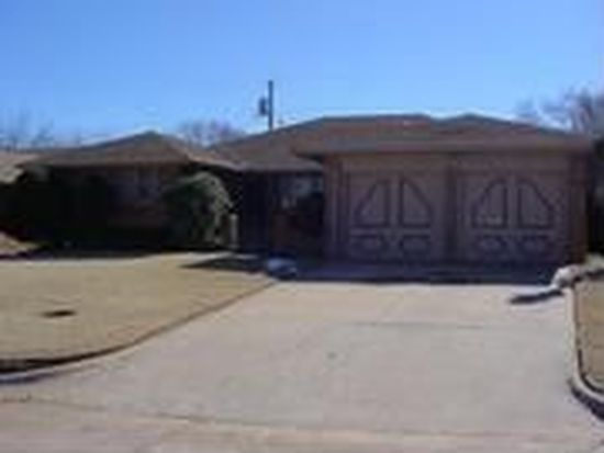 232 Randall Dr, Midwest City, OK 73110