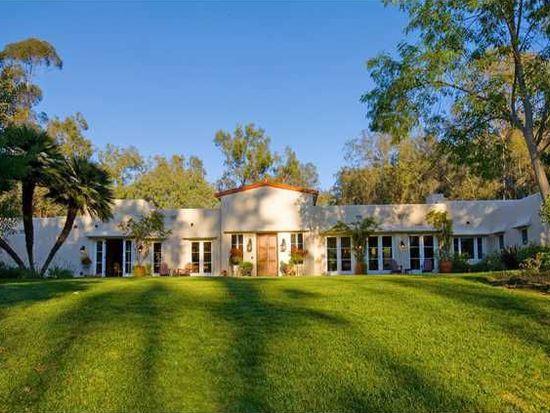 4615 Via Lechusa, Rancho Santa Fe, CA 92067