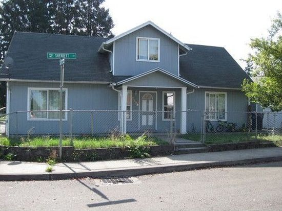 7136 SE Sherrett St, Portland, OR 97206