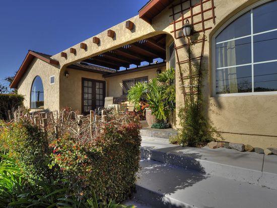 2944 La Combadura Rd, Santa Barbara, CA 93105