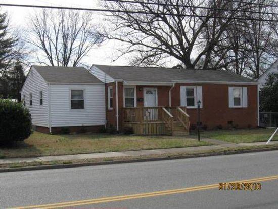 2004 W City Point Rd, Hopewell, VA 23860