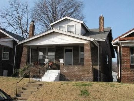4945 Delor St, Saint Louis, MO 63109