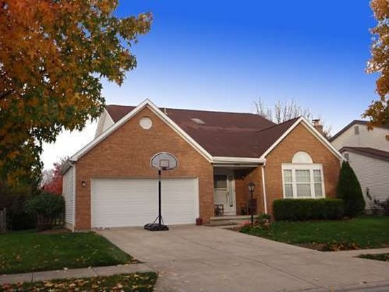 2619 Pennbrook Ct, Hilliard, OH 43026