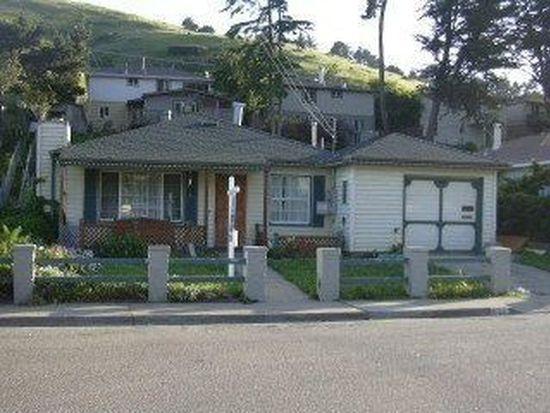 801 Hemlock Ave, South San Francisco, CA 94080
