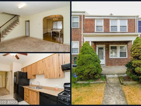 6105 Frederick Ave, Baltimore, MD 21228