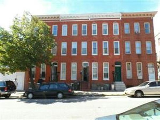 124 S Mount St, Baltimore, MD 21223