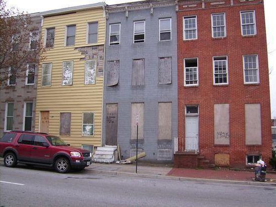 1427 E Preston St, Baltimore, MD 21213