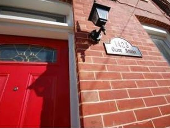 1423 Olive St, Baltimore, MD 21230