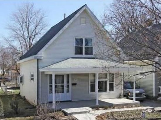 285 N Tremont St, Indianapolis, IN 46222