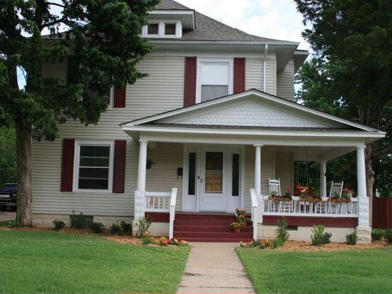 1802 W Oklahoma Ave, Enid, OK 73703