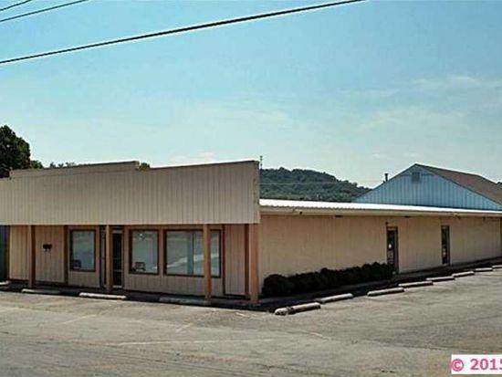 1910 S Muskogee Ave, Tahlequah, OK 74464