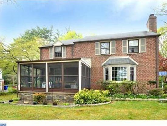 8336 New Second St, Elkins Park, PA 19027