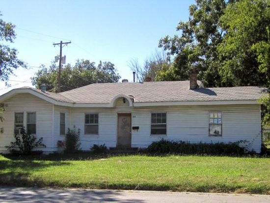 317 N Oak Ave, Ada, OK 74820