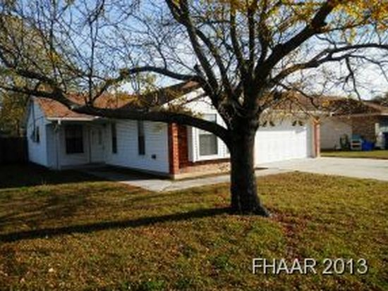208 Robertstown Rd, Copperas Cove, TX 76522