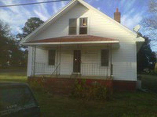 604 E Parker St, Graham, NC 27253