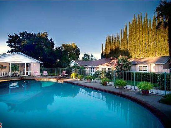 17143 Rancho St, Encino, CA 91316