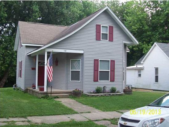 518 S Hall St, Princeton, IN 47670