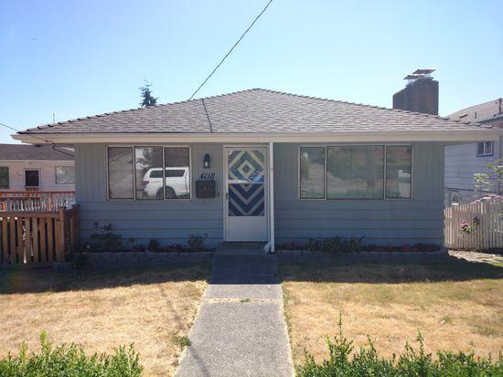 4118 32nd Ave SW, Seattle, WA 98126