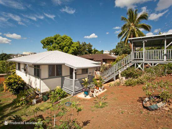 1038 Wiliki Dr, Honolulu, HI 96818