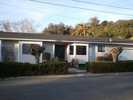 605 Teresa St, Martinez, CA 94553