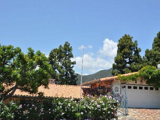 269 Monte Grigio Dr, Pacific Palisades, CA 90272