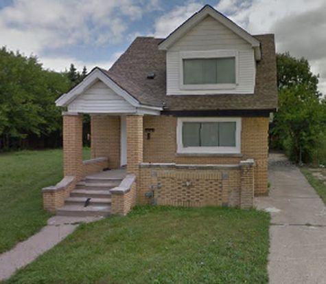 19580 Pelkey St, Detroit, MI 48205