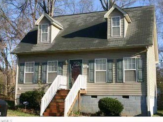 1805 Cody Ave, Greensboro, NC 27405