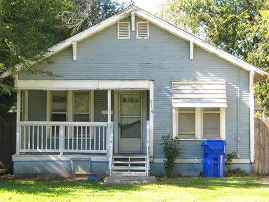316 N Cockrel Ave, Norman, OK 73071