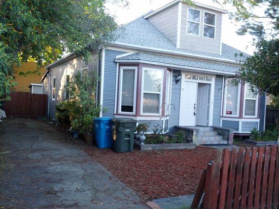 31 Northumberland Ave, Redwood City, CA 94063