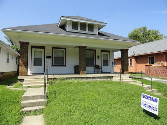 1538 Spruce St, Indianapolis, IN 46203