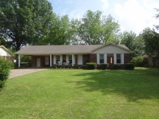 2716 Brentwood St, Corinth, MS 38834