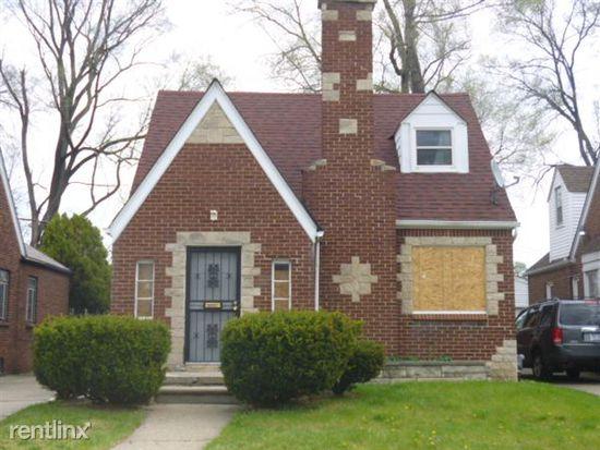 16856 Littlefield St, Detroit, MI 48235