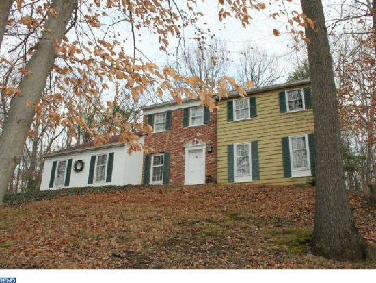 1 Laurel Ct, Wrightstown, NJ 08562