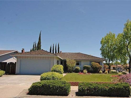 1598 Finch Way, Sunnyvale, CA 94087