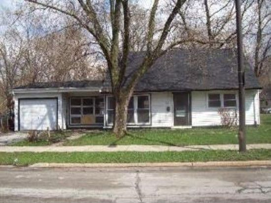 302 Allegheny St, Park Forest, IL 60466