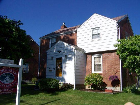 680 Wengler Ave, Sharon, PA 16146