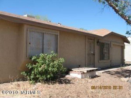 1631 W Holly Oak Dr Tucson Az 85746 Zillow