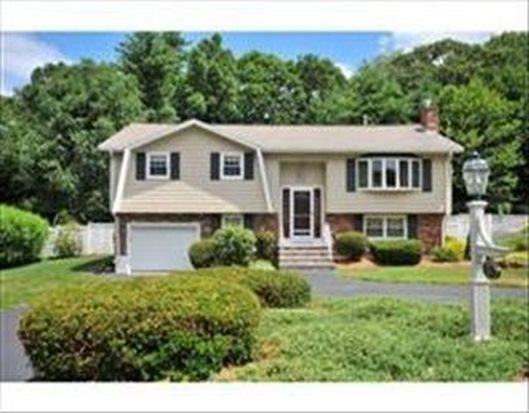 7 Cutting Ln, Burlington, MA 01803