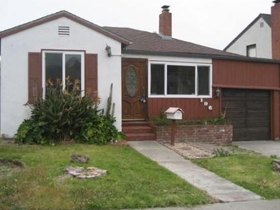 106 Claremont Ave, South San Francisco, CA 94080